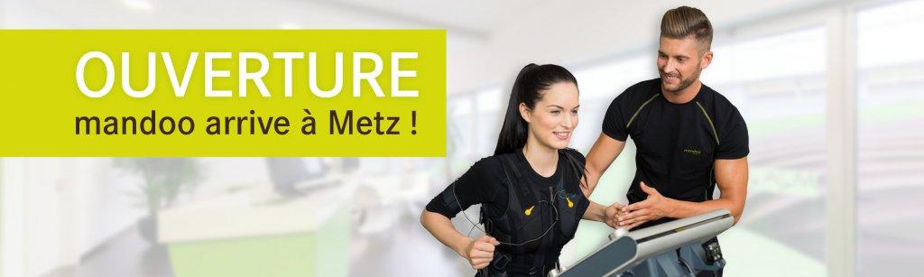mandoo arrive à Metz